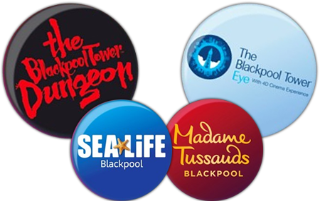 Blackpool Sea Life Centre and Attractions